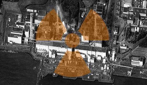 Bild: Nuclearunfall Fukushima Japan